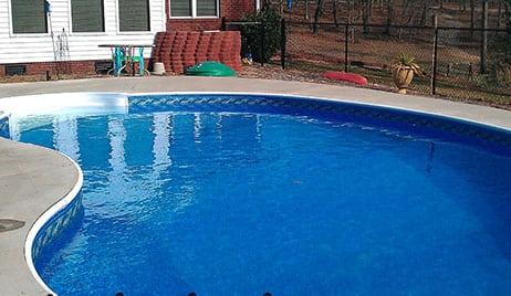 North Georgia Pools: Concrete and Vinyl Liner Swimming Pools