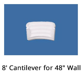 8cantilever48wall