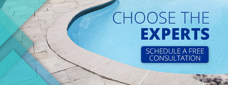 What S The Best Choice A Vinyl Pool Liner Or Concrete