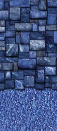Blue Slate Streamstone